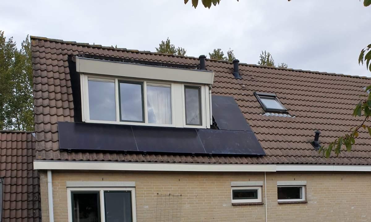 Zonnepanelen Nieuwegein eindresultaat (Cover) wide